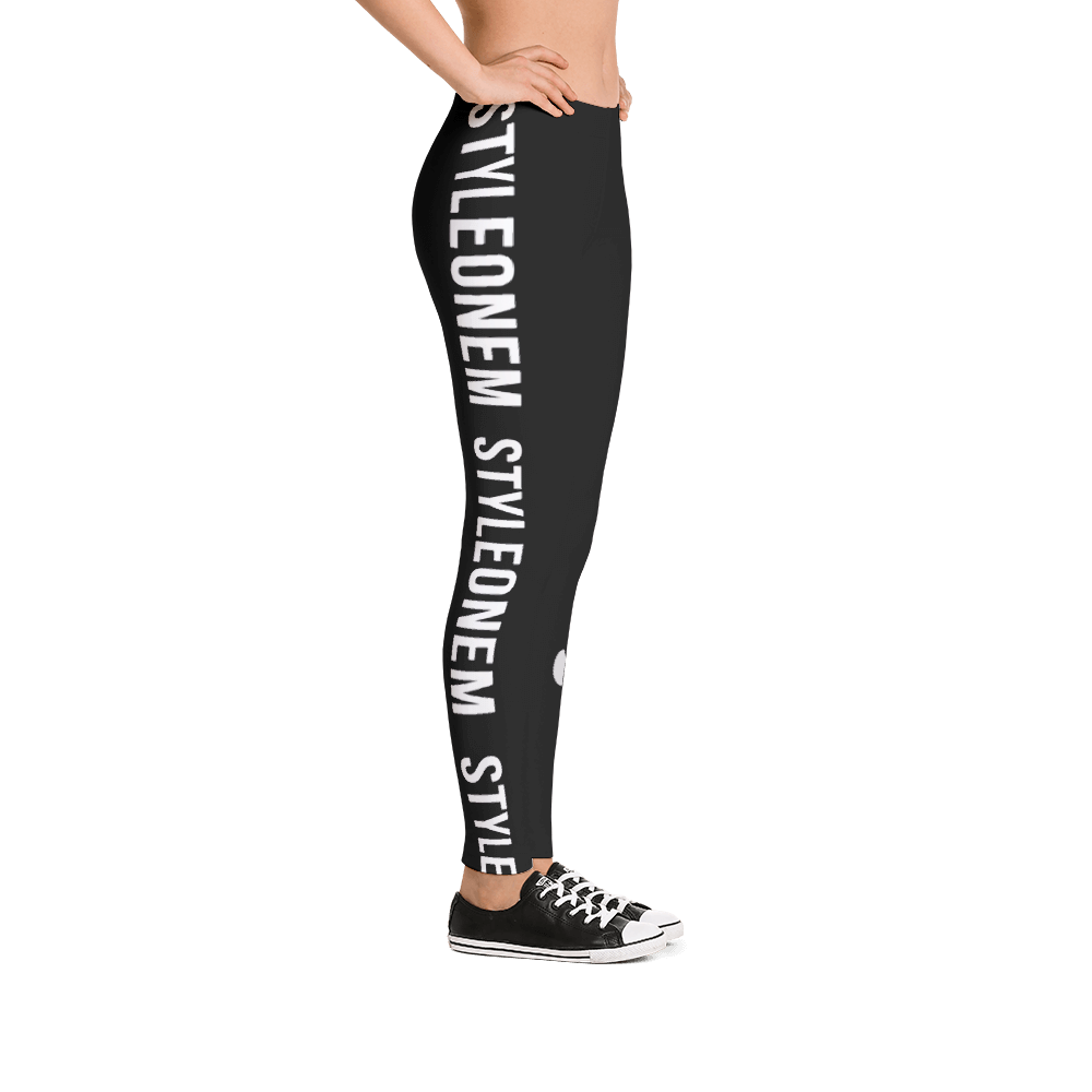 #StyleOnEm Leggings - Black - XS