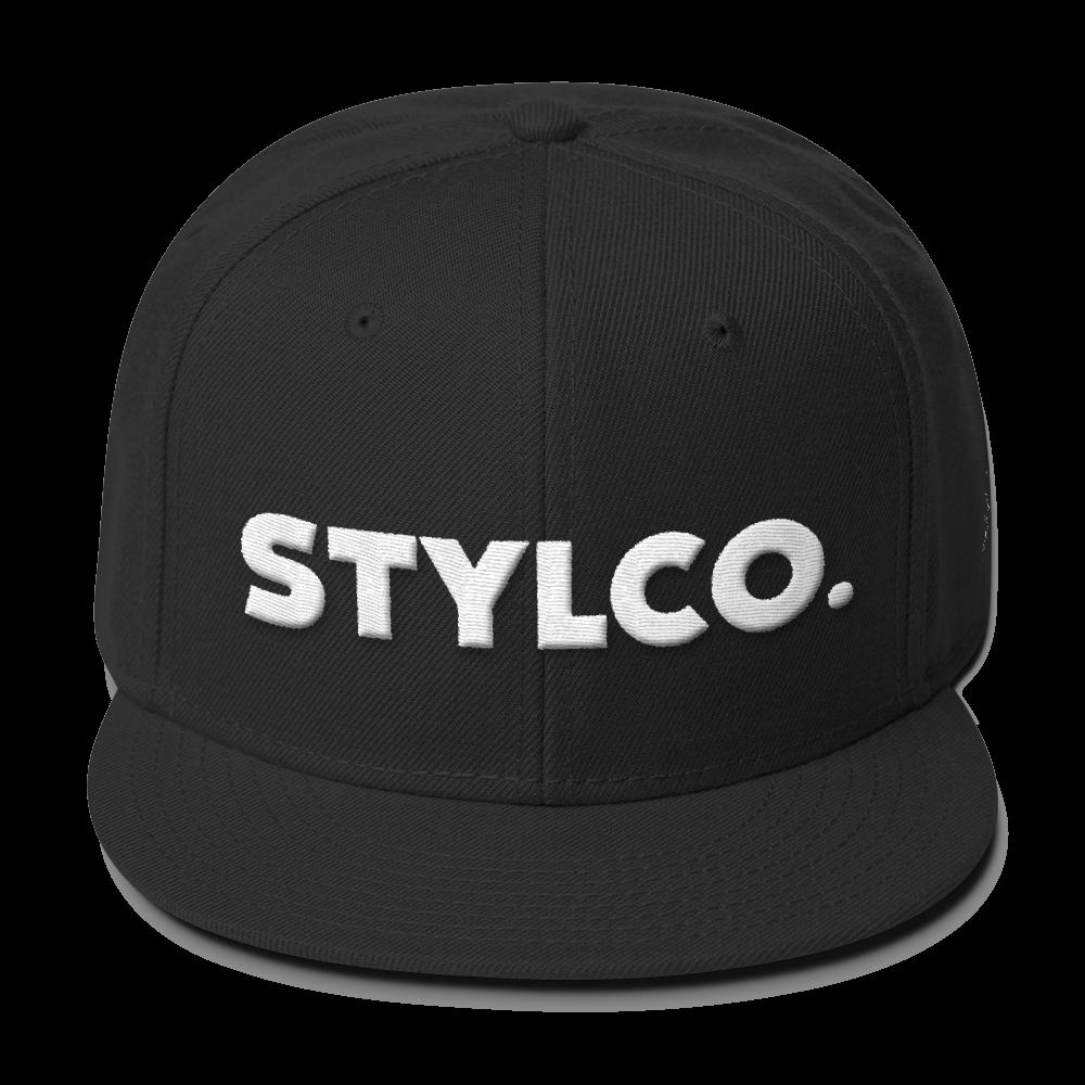 STYLCO Snapback - BLack