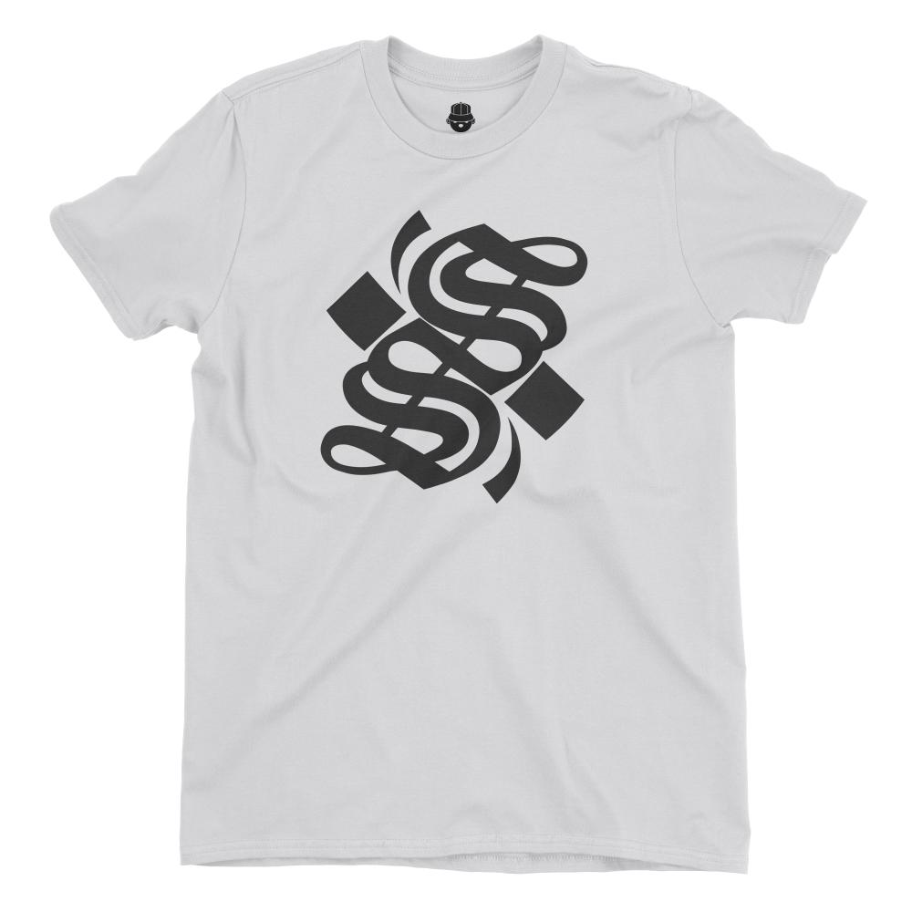 S Logo - White - Small